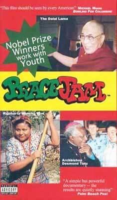 PeaceJam movie poster