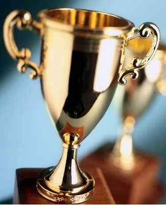 Photo of a trophy