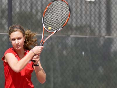 NIU Huskies women's tennis