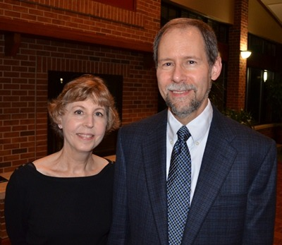 Cindi and Earl Rachwicz
