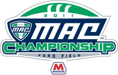 Logo of the 2011 Marathon MAC Championship