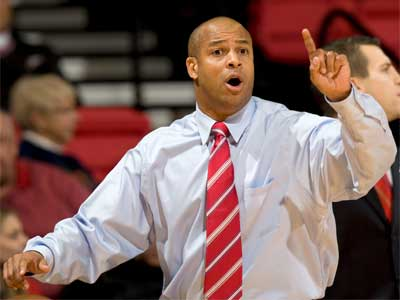 Coach Mark Montgomery