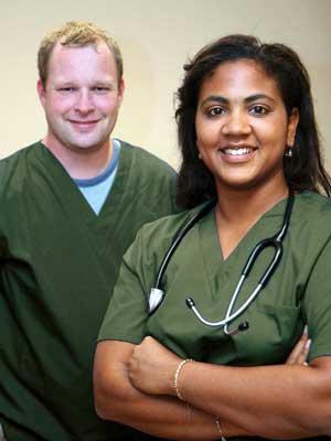Photo of nurses