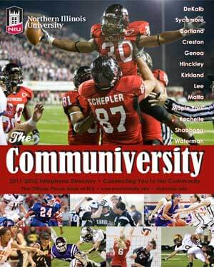 Cover art for The Communiversity 2011-2012 Telephone Directory