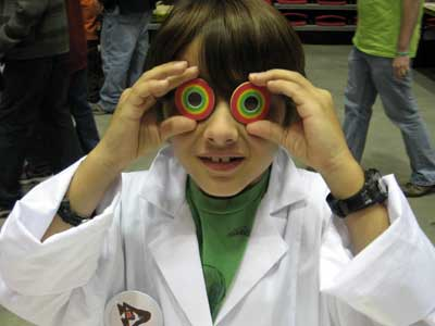 STEMfest Chem Kid
