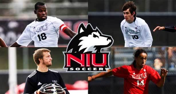NIU Huskie men's soccer