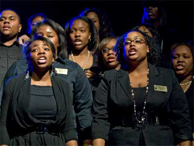 NIU Black Choir