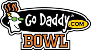GoDaddy.com Bowl logo
