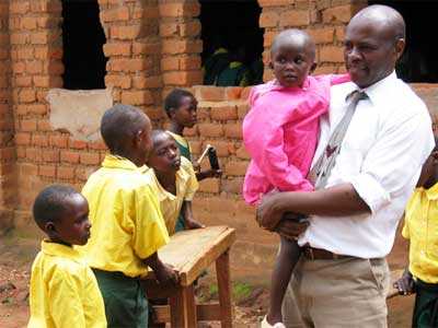 Moses Mutuku worked tirelessly to improve the educational opportunities for children of Mwala, a small village in rural Kenya.