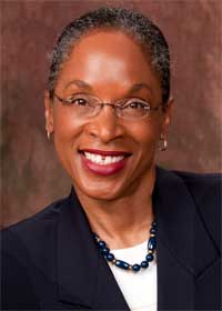 College of Education Dean La Vonne I. Neal