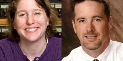 Lynne M. Thomas and Drew VandeCreek