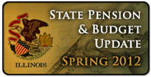 NIU State Pension & Budget Update website logo