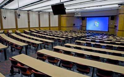 Cole Hall-Jameson Auditorium