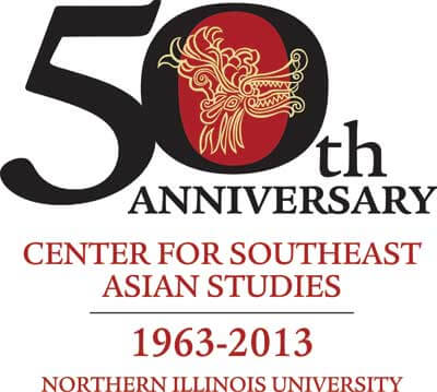 Center for Southeast Asian Studies 50th Anniversary logo