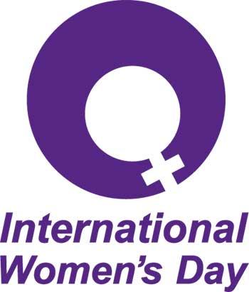 International Women's Day logo