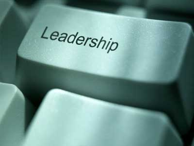 "Photo of the word ""Leadership"" on a computer keyboard"