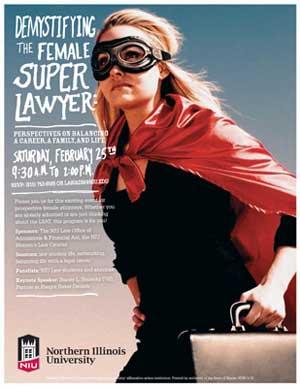 Demystifying the Female Super Lawyer