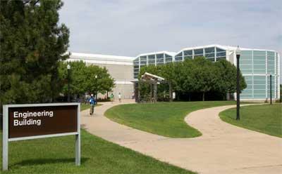 NIU Engineering Building