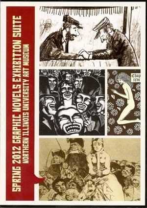 Graphic Novels Exhibition Suite poster