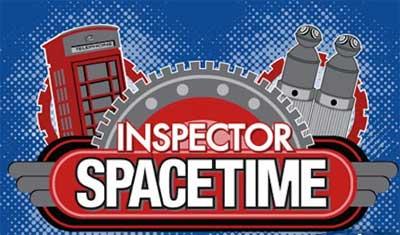 Inspector Spacetime logo