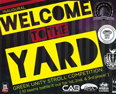 Welcome to the Yard