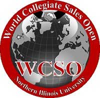 World Collegiate Sales Open logo