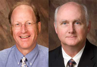 Paul Kelter and Jon Miller
