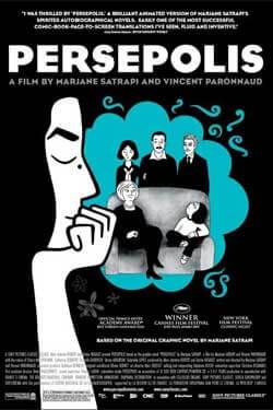 Persepolis movie poster