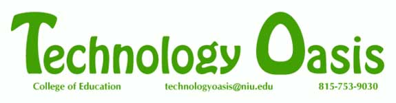 College of Education Technology Oasis logo