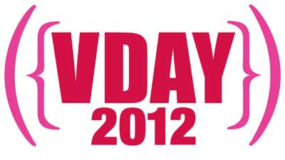 V-Day 2012 logo
