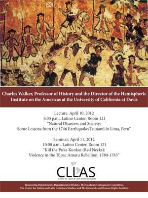 Charles Walker poster