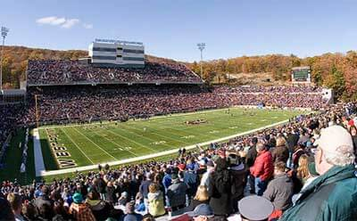 West Point's historic Michie Stadium