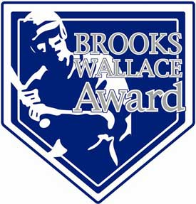 Brooks Wallace Award logo