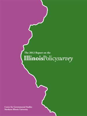 Cover of Illinois Policy Survey