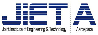 Logo of JiET-A (Joint Institute of Engineering & Technology-Aerospace