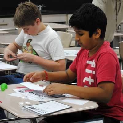 STEM Night at Still Middle School