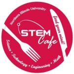STEM Cafe logo: Feed your mind!