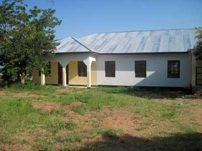 A finished project: the Nyegina dorm. Courtesy TDS.