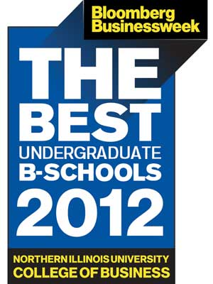 Bloomberg Businesweek: The Best Undergraduate B-Schools 2012 badge