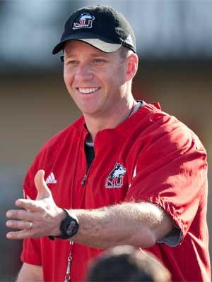 Coach Dave Doeren