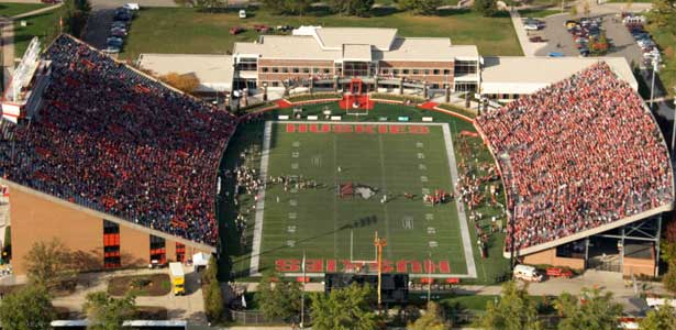 Huskie Stadium