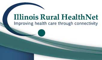 Illinois Rural HealthNet logo