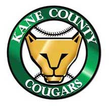 Logo of the Kane County Cougars