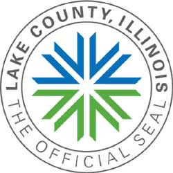 Official seal of Lake County, Ill.