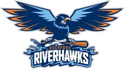 Rockford RiverHawks logo