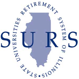 SURS: State Universities Retirement System of Illinois logo