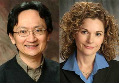 Wei-Chen Hung and Deri Draper