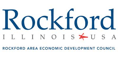 Rockford Area Economic Development Council logo
