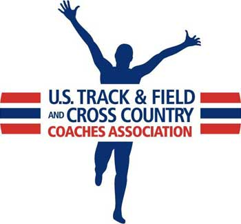 Logo of the U.S. Track & Field and Cross Country Coaches Association