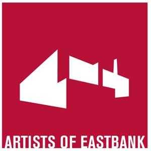 Artists of Eastbank logo